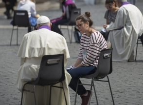 VATICAN-POPE-JUBILEE-YOUTH